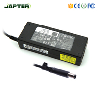 90W 19.5V4.62A 7.4*5.0mm laptop adapter for Dell Latitude E6410 E6420